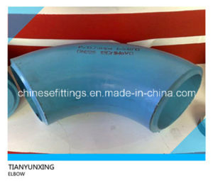 90deg Lr High Temperature Alloy Steel Elbow pictures & photos