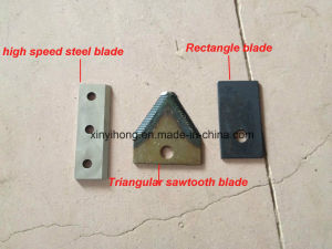 Small Household Machinery 6.5HP Wood Chipper/Chipper Shredder/Branch Crusher pictures & photos