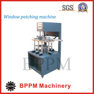 Semi-Automatic Corragated Board Window Patching Machine pictures & photos