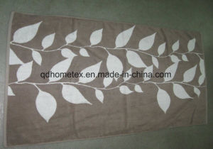 Yarn Dyed Jacquard Promotional Towel