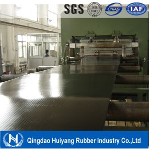 Iron Conveyor Belt Cement PVC Conveyor Belt