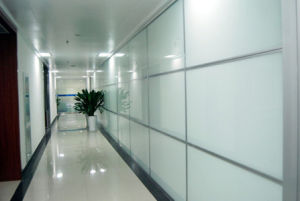 8mm, 10mm, 12mm Acid Etched Sliding Glass Door and Windows pictures & photos