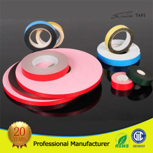 Double Sided Good Instant Solvent Based Adhesion PE Foam Tape