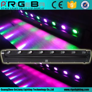 8X10W RGBW 4in1 LED Beam Moving Head Bar Light pictures & photos