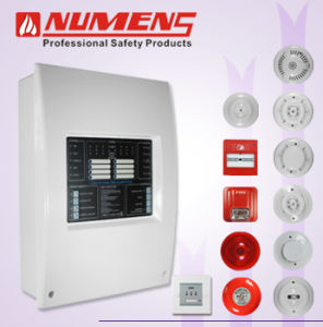 Promotion! Non-Addressable Fire Alarm Control Panel (4001-02) pictures & photos