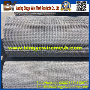 Ss 304 Crimped Wire Mesh with 25mm Hole