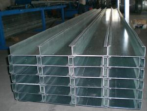 C Steel Purlin High Quality