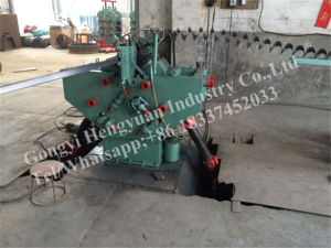 Carbon Steel Screw Flight Cold Rolling Machine