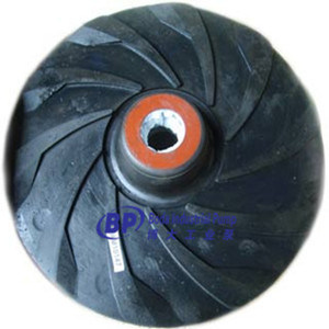 Completely Interchangeable Rubber Slurry Pump Impellers pictures & photos