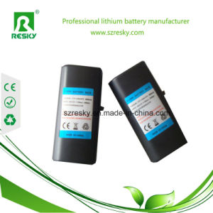 Rechargeable Lithium Battery 3.7V 2200mAh for Heating Socks