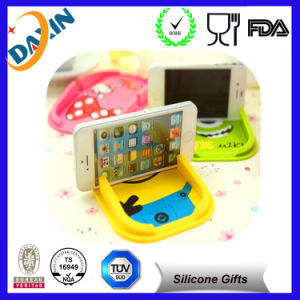 Colorful and Personalized Silicone Mobile Phone Holder pictures & photos