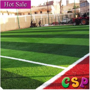 Natural Green Wearable Plastic Grass for Football