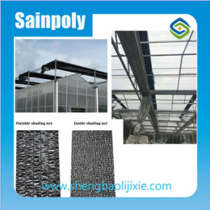 Hot Sale Greenhouse with Ventilation Top Window pictures & photos