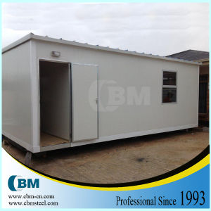 Commercial ISO Light Steel Prefabricated/Prefab/Mobile/Modular/Portable/Container House