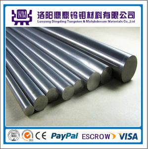 The Skillful Manufacture 99.95% High Purity Tungsten Rods/Bars or Molybdenum Bars/Rods /Clarence Tungsten Bars in Vacuum Furnace pictures & photos