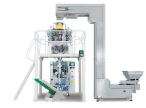 Vertical Packing Machine with Multihead Weigher Production Line