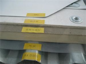 Thermoplastic Polyolefin (TPO) Waterproof Roof Membrane pictures & photos