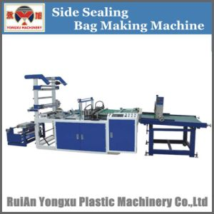 Side Sealing Courier Packing Bag Making Machine pictures & photos