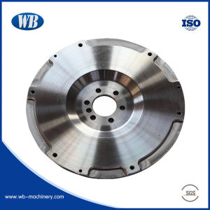 Grey Iron Casting Flat for Auto Parts (WB-33-60)