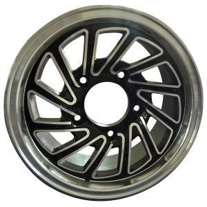Large Cap Alloy Wheel (UFO-1136) pictures & photos
