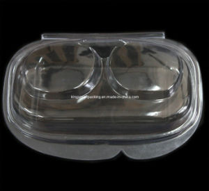 PET Plastic Clamshell Packaging for Sunglasses (KSM-119)