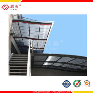 Conslite Polycarbonate Roofing Sheet Plastic Panels Hollow & Solid Sheet pictures & photos