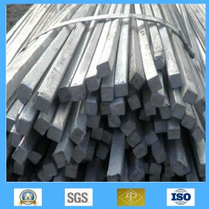 10mm Diametre Square Steel Pipe / Square Steel Bar pictures & photos
