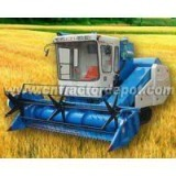 Farm Machinery Rice/Wheat Combine Harvester Machine (4LZ-3.5)
