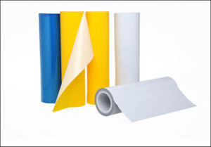 Self-Adhesive Protective Film for Plastic Panels