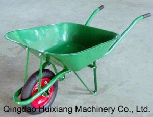 Wheel Barrow (inexpensive for any market)
