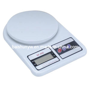 Cheap Digital Kitchen Scale 5kg (SF-400) pictures & photos