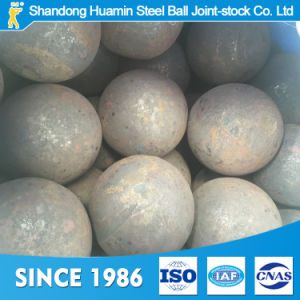 20mm-150mm Grinding Low Price Forged Hot Sale Chrome Steel Ball