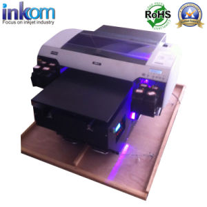 China uv led printer for plastic business card printing machine uv led printer for plastic business card printing machine reheart Images