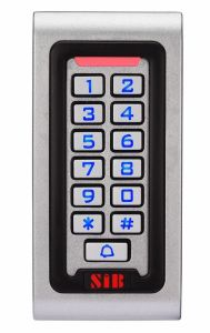 Standalone Metal Access Control Keypad with Competitive Price S601em pictures & photos