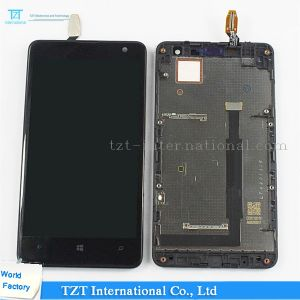 Wholesale Original Mobile Phone LCD for Nokia 625 Display pictures & photos