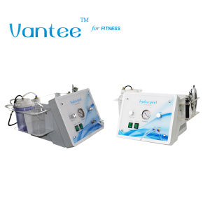 Water Dermabrasion Oxygen Jet Peel Hydra Diamond Dermabrasion Machine Microdermabrasion SPA Device pictures & photos
