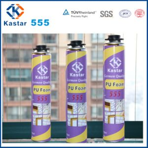High Performance One Component Spray Polyurethane Foam (Kastar555) pictures & photos