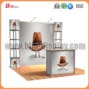 Portable Exhibition Folding Display : China advertising twister tower portable promotion counter folding