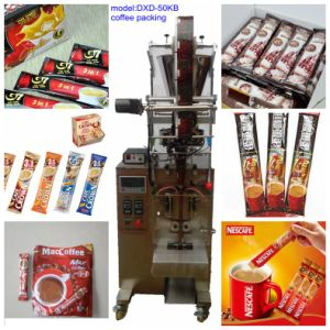 Maxwell Coffee Packaging Machine 40bags/Min (stick shape; PLC control;) pictures & photos