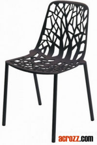 Aluminum Furniture Modern Design Forest Dining Chair pictures & photos