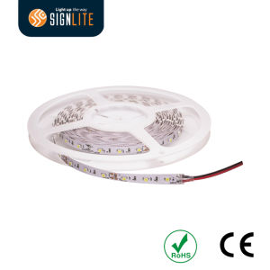 RGB 120LEDs/Meter SMD3528 Non-Waterproof IP33 LED Flexible Strip Light with 1 Year Warranty pictures & photos