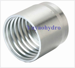 Stainless Steel Crimp Ferrule for Hose SAE 100 R2A pictures & photos