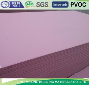 Fire Proof Gypsum Plaster Board with Good Quality pictures & photos