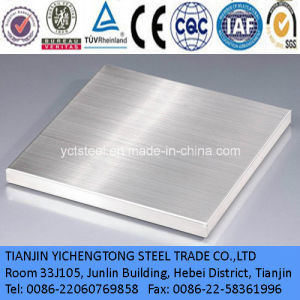 Hari Line Stainless Steel Plate with PVC Film-Competitive Price pictures & photos