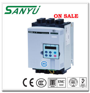 Sanyu Economic Without by-Pass Connector Motor Starter Soft Control pictures & photos