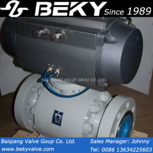 Pneumatic Actuated Ball Valve (Q647F)