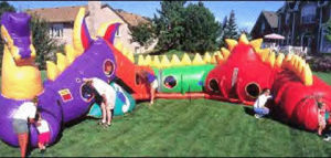 2017 New Most Popular Inflatable Sharp Tunnel pictures & photos