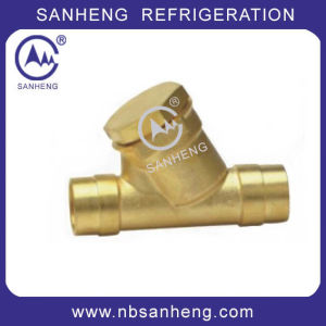 Good Price of Refrigeration Y Series Check Valve (CVB05) pictures & photos