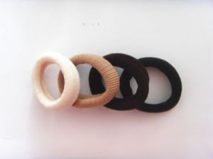 Factory Soft Spandex Elastic Hair Band pictures & photos