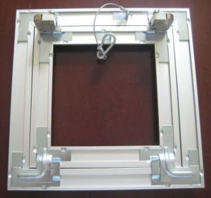 Aluminum Alloy Access Panel with Touch Latch 400*400mm